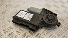 AUDI A4 ELECTRIC WINDOW MOTOR PASSENGER SIDE FRONT 2002