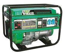 Groupe Electrogène Générateur 230V/4200W - BUILD WORKER - BG4200 - 74113537
