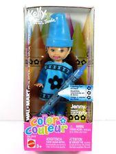 ** NIB BARBIE DOLL KELLY CLUB 2003 COLOR COLOUR JENNY BLUE