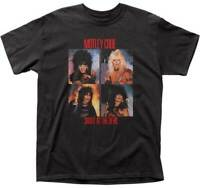 MOTLEY CRUE Shout At The Devil T SHIRT S-M-L-XL-2XL New Official Impact Merch