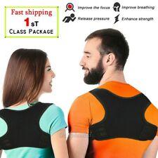 Adjustable Posture Corrector Back Shoulder Support Correct For KIDS MEN Women