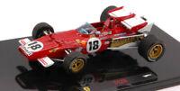 FERRARI 312B JACKY ICKX 1970 N.18 WINNER CANADIAN GP 1:43 - Hot Wheels Elite