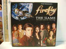 2013 Josh Whedon'S Firefly The Game Board Game by Galeforce Nine - Complete