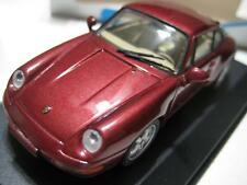Minichamps Paul's Model Art (China) Metallic Red Porsche 911 Coupe 1964 1:43 NIB