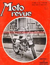 MOTO REVUE 1923 YAMAHA 350 CARDANI Findlay ZUNDAPP Greeves 250 et 380 Griffon
