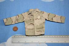 1/6th Scale Moderno U.s. Army Desert túnica cb21676