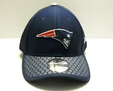 Mens NEW ENGLAND PATRIOTS hat baseball cap blue size M/L retail $34*