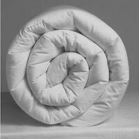 HOLLOW FIBRE DUVET QUILT SINGLE DOUBLE KING SIZE BED BEDDING 10.5 13.5 15 TOG