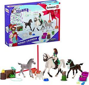 Schleich 98270  Adventskalender Horse Club 2021  Neu