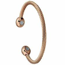 Bracelet magnétique en cuivre - Anti-Douleurs - Arthrose Rhumatisme