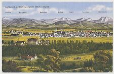 AK ISNY i.Allgäu Luftkurort und Wintersportplatz  (T329)