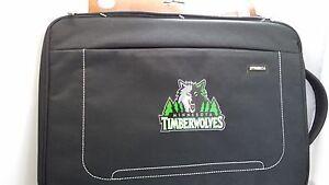 "Tribeca Minnesota Timberwolves Deluxe Nylon Laptop Sleeve Macbook laptops 15"""