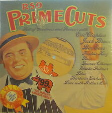 "► RSO Prime Cuts  (10"") (UK) (Eric Clapton's ""Smile"") (Bee Gees) sealed"