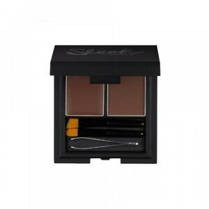 Sleek EyeBrow Makeup Kit - Dark