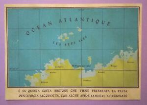 Pubblicita'Advertising Stampa Farmaceutica Vintage Originale ALGODENTYL 1964