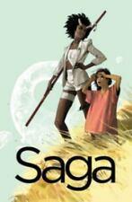 Saga Vol 3  Brian K / Staples,Fiona Vaughan 2014, Book New