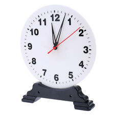 Children Teaching Clock Learning To Tell Time Educational Clock Model Toys