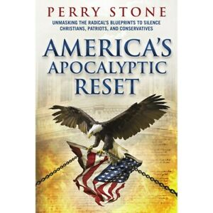 """Perry Stone-""""America's Apocalyptic Reset""""-Just Released"""