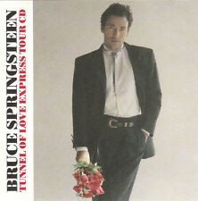 BRUCE SPRINGSTEEN - TUNNEL OF LOVE EXPRESS TOUR CD rare promo EP