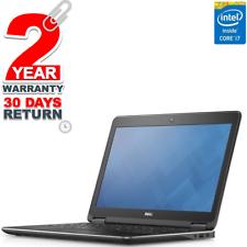 """Dell Latitude E7240 12.5"""" Ultrabook (Intel i7-4600U, 256GB SSD, 8GB RAM, Web, BT"""