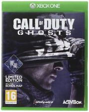 Call of Duty Ghosts (Xbox One) - Limited Edition (Free Fall) - Excellent
