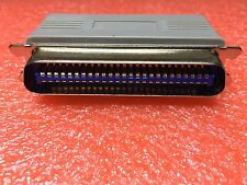 SCSI Terminator 50-pin centronics connector ST-50M-A THROUGHT TYPE TERMINATOR