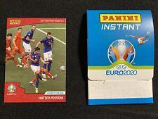 Euro 2020 Panini Instant Card #26 - MATTEO PESSINA ITALIA ITALY ATALANTA