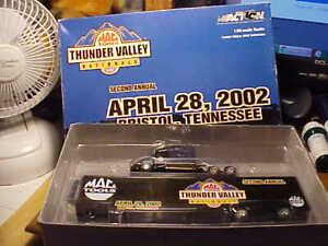 Mac Tools Thunder Valley Nationals 2002 Hauler Tractor & Trailer
