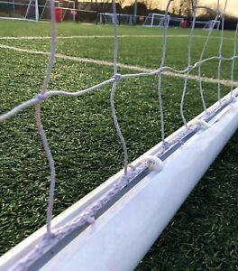 Aluminium Goal Net Clips – Slot Net Fixing - Pack of 20