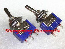10pcs MINI SPDT Toggle ON/OFF UL DIY Switches NEW good quality