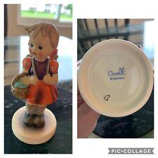New ListingGoebel Hummel Figurine School Girl Excellent Condition
