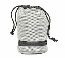 Kood Small Padded GREY Camera Lens + Filter Pouch / Case  70mm x 70mm (UK Stock)
