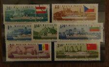 Pre-Decimal Elizabeth II (1952-Now) Postage European Stamps