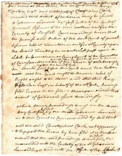 1778, Attleboro, Mass; Committee of Safety, person lied, they want answers, sign