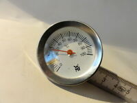 WMF Thermometer Simmertopf Kochtopf Glasdeckel Temperaturanzeige neuwertig