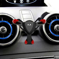 Gravity Phone Bracket Stand Holder Car Air Vent Mount for Audi A1 Phone GPS