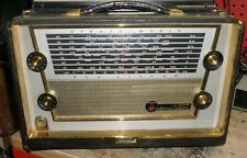 RCA Strato-World Portable Model 1-MBT-6  Solid State All Wave Shortwave Radio