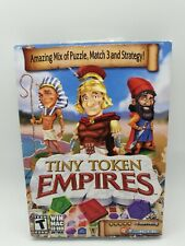 Tiny Token Empires PC Games Window 10 8 7 XP Computer match three 3 strategy NEW