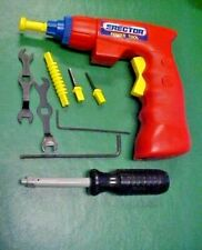 Vintage Meccano Erector POWER TOOL 2325 WITH 9 ACCESSORIES    #1