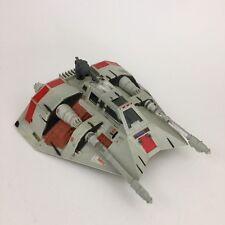 Vintage Star Wars Snowspeeder - 1996 - Power of the Force - Vehicle + Blasters