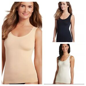 Jockey 4137 Midriff Slimmer Tank 3 Color Choices!!!