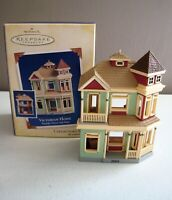 VICTORIAN HOME 2004 Hallmark Keepsake Ornament Collector's Series