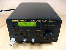 Melles Griot  06DLD203A   Precision Diode Laser Driver
