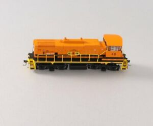 Atlas 9910 HO Genesee & Wyoming MP-15DC Locomotive