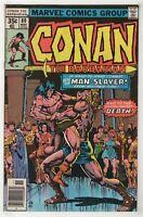 Conan The Barbarian #80 (Nov 1977, Marvel) Roy Thomas, Howard Chaykin v
