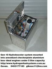 HHO DRY CELL -Gen-+10 HYDROGEN GENERATOR for CARS, TRUCKS, Trawlers, +Generators