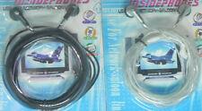 AURICULAR STEREO CON 5 METROS DE CABLE-JACK 3.5-PARA MP3 / 4- TV- ETC-