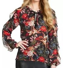 JESSICA SIMPSON Sweet Birds Keilani blouse shirt top Woman's plus size 2X NEW