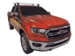 2019-2021 Ford Ranger Thule Rapid Traverse Complete Roof Rack Kit
