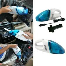 Car Vacuum Cleaner Hoover 12V Mini Handheld Portable Wet Dry Bagless